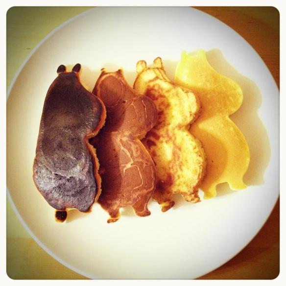 Moomin Pancakes